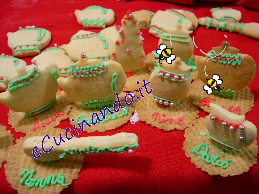 Biscotti segnaposto natalizi ecucinando it