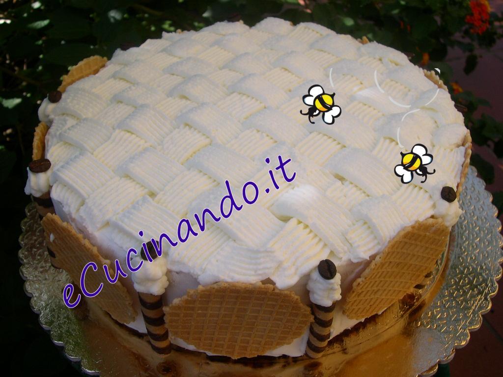 Torta Gelato Canestro
