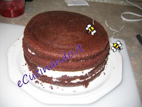 Black Forest Gelato Cake Recipe