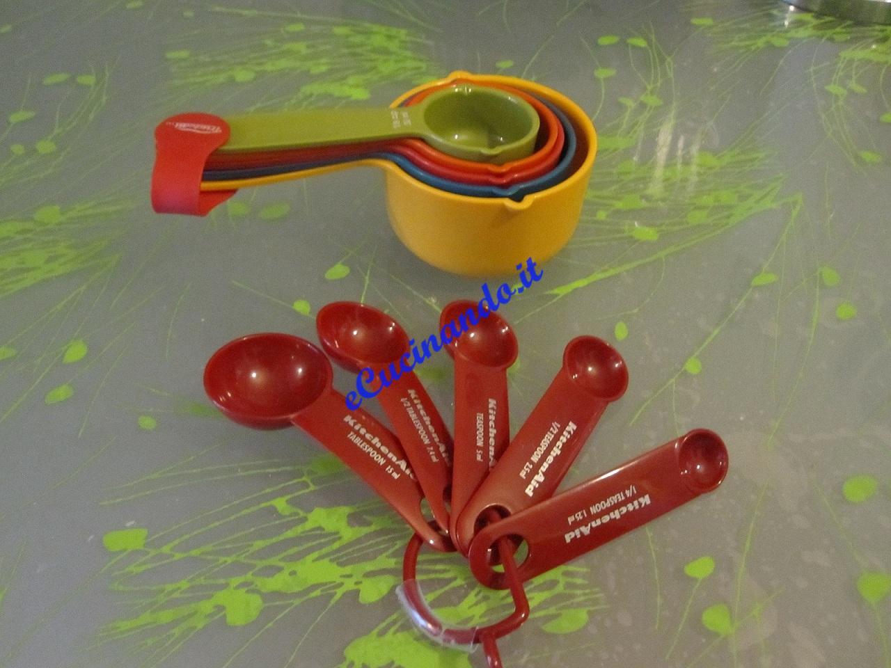 eCucinando.it - Cups e Tablespoon: i misurini americani ...