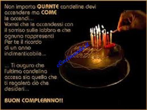 Amato eCucinando.it - Auguri!! Buon Compleanno, Luisa!!! : L'agorà di  SC41