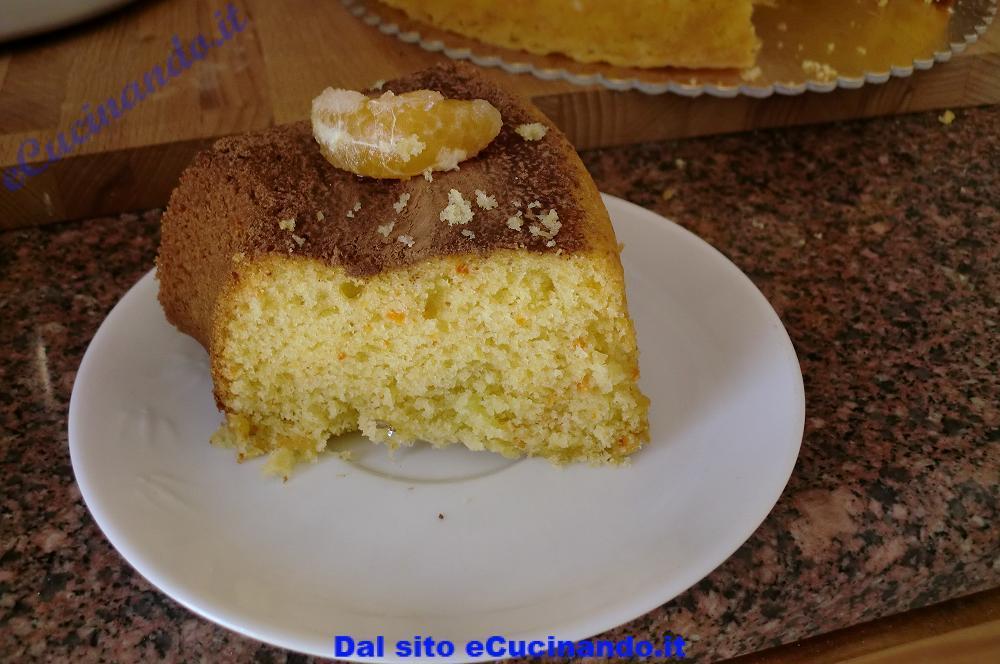 Torta-mandarino