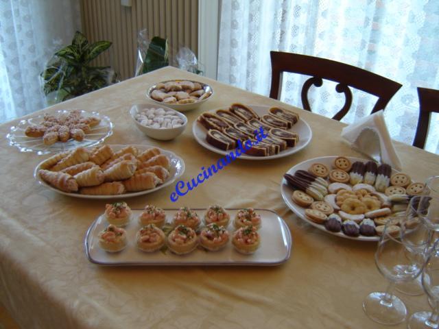 Estremamente eCucinando.it - Mini buffet di nozze a casa nostra : Discutiamo le  RT92