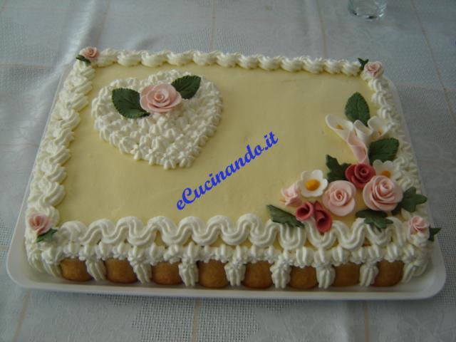 Torta stella discutiamo le nostre for Decorazioni torte per 60 anni di matrimonio