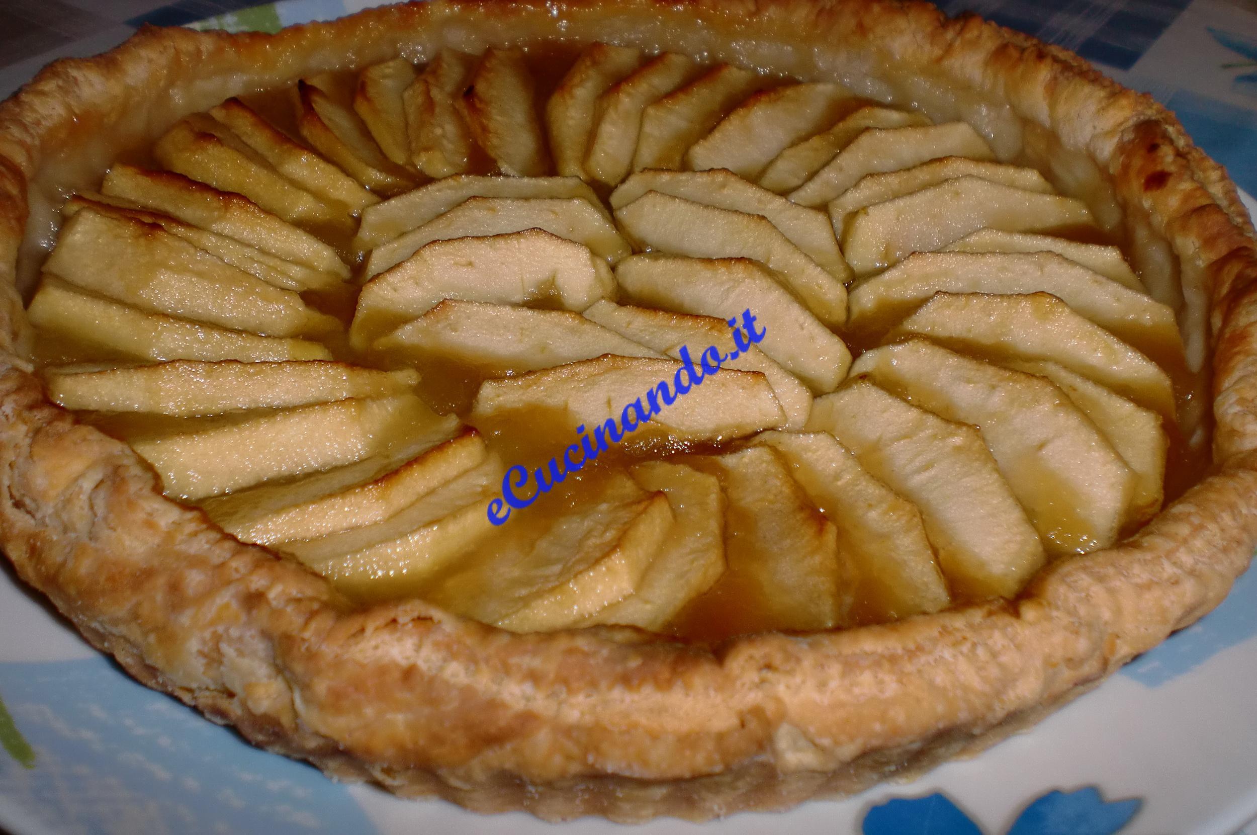 Crostata di mele discutiamo le nostre for Crostata di mele