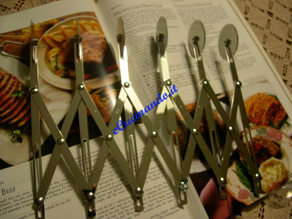 Tagliapasta professionale pantografo for Attrezzi per la cucina