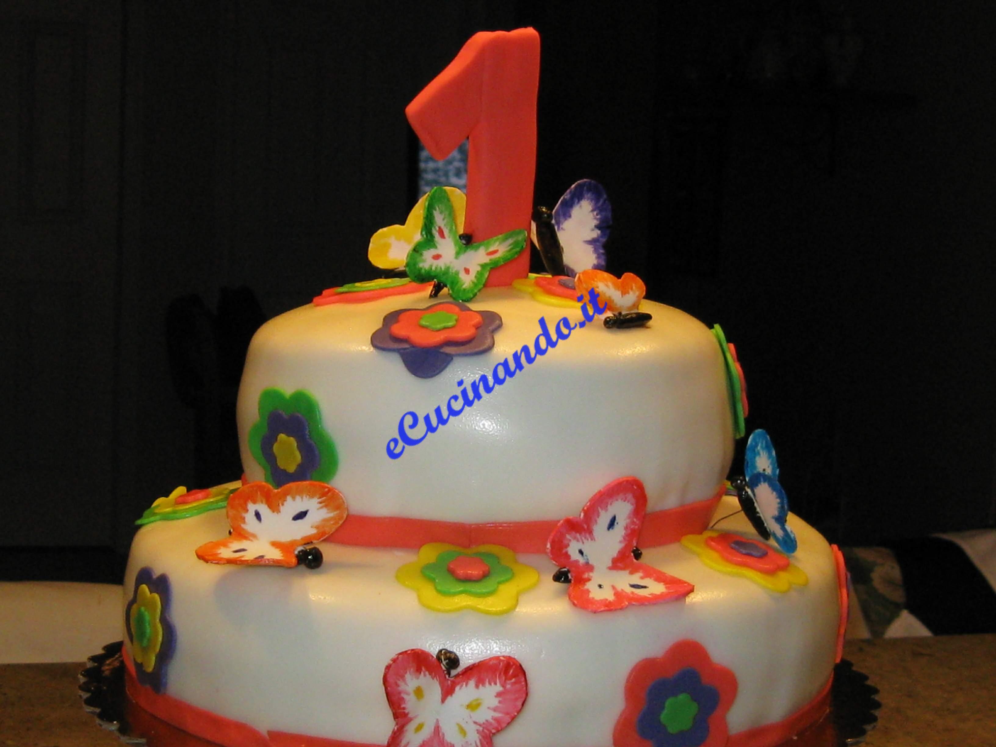Favorito eCucinando.it - Torta di compleanno di AngelaUSA : Discutiamo le  HD46