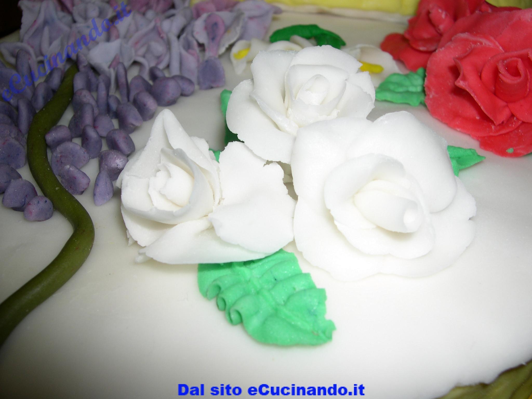 Torta-scatola-di-fiori